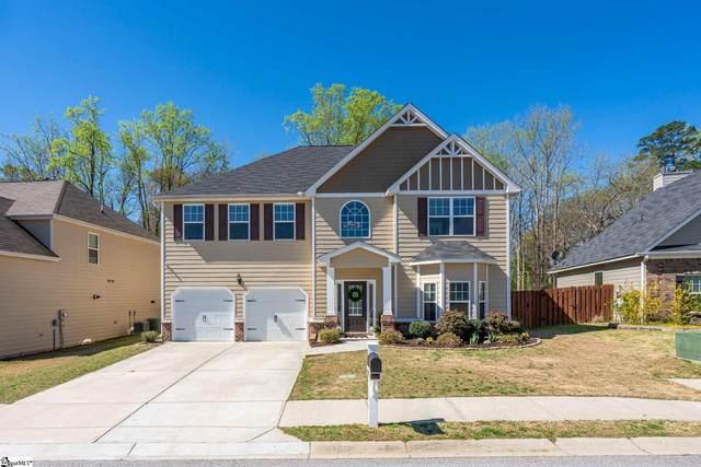508 Dovestone Drive, Simpsonville, SC 29681 (#1440742) :: Modern