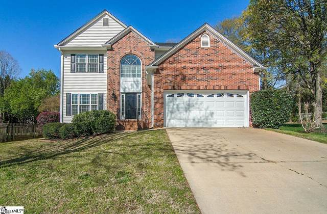 207 N Antigo Court, Greer, SC 29650 (#1440756) :: Modern