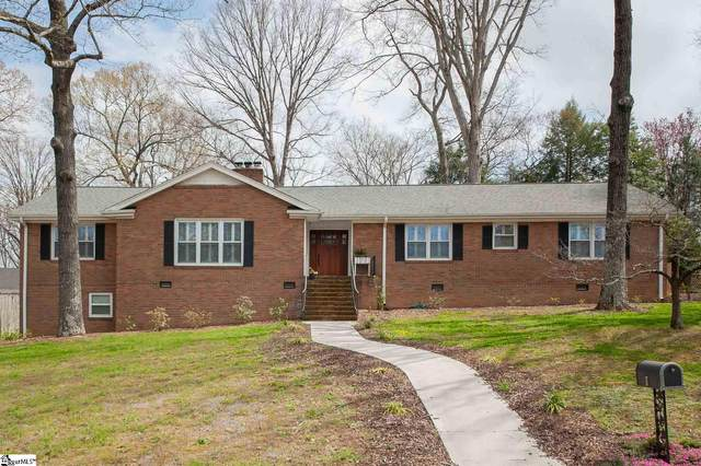 8 Indian Springs Drive, Greenville, SC 29615 (#1440764) :: The Robby Brady Team