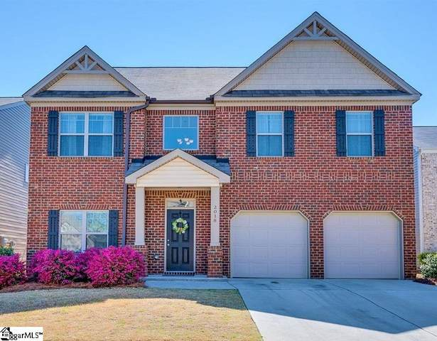 2018 Pomerol Drive, Moore, SC 29639 (#1440779) :: Hamilton & Co. of Keller Williams Greenville Upstate