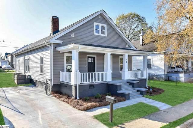 40 Seyle Street, Greenville, SC 29605 (#1440783) :: Modern