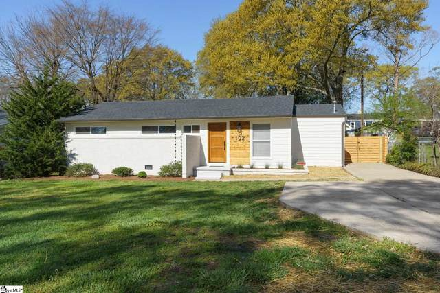 102 Farmington Road, Greenville, SC 29605 (#1440791) :: Modern