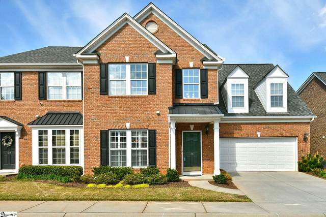 26 Dilworth Court, Simpsonville, SC 29681 (#1440792) :: Modern