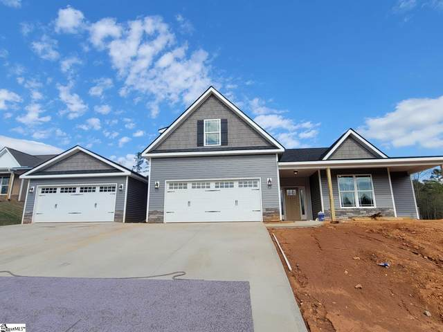 251 Inlet Pointe Drive, Anderson, SC 29625 (#1440802) :: Hamilton & Co. of Keller Williams Greenville Upstate