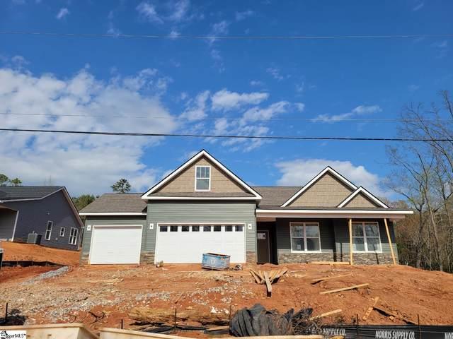 253 Inlet Pointe Drive, Anderson, SC 29625 (#1440803) :: Hamilton & Co. of Keller Williams Greenville Upstate