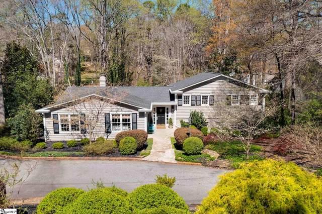 44 Rock Creek Drive, Greenville, SC 29605 (#1440805) :: Green Arc Properties