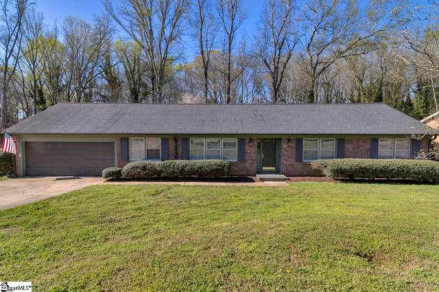 206 Shelton Drive, Spartanburg, SC 29307 (#1440833) :: Modern