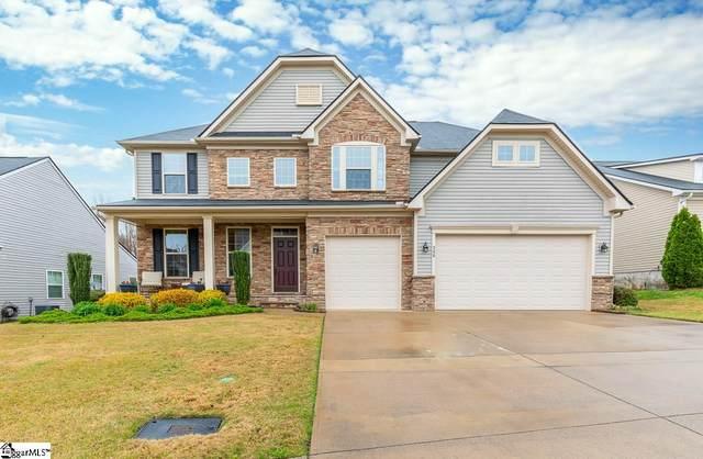 348 Kelsey Glen Lane, Simpsonville, SC 29681 (#1440853) :: Modern