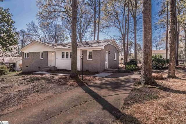 206 Seminole Drive, Simpsonville, SC 29680 (#1440881) :: Modern