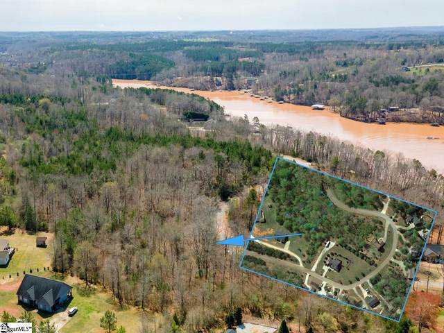 Lt 98E W Waters Edge Lane, West Union, SC 29696 (#1440921) :: The Toates Team