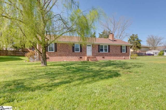 100 Evergreen Street, Easley, SC 29642 (#1440925) :: Hamilton & Co. of Keller Williams Greenville Upstate