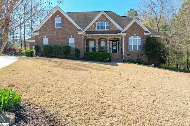54 Collinsbrooke Court, Simpsonville, SC 29681 (#1440936) :: Dabney & Partners