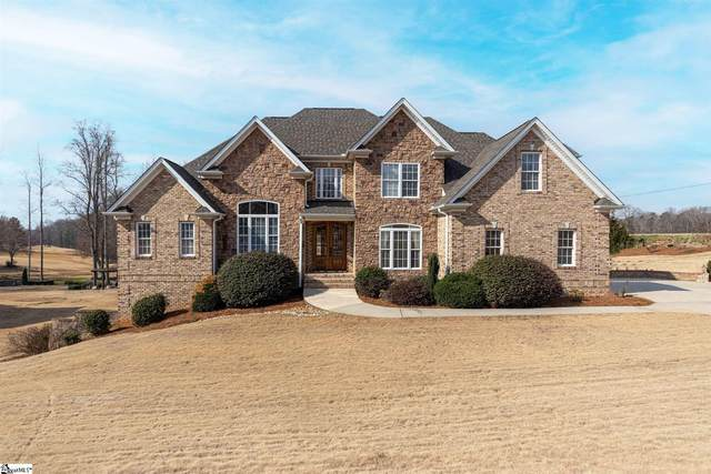 681 Driftwood Drive, Greer, SC 29651 (#1440943) :: Hamilton & Co. of Keller Williams Greenville Upstate