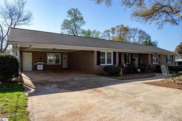 113 Wolfe Road, Greer, SC 29650 (#1440945) :: Green Arc Properties