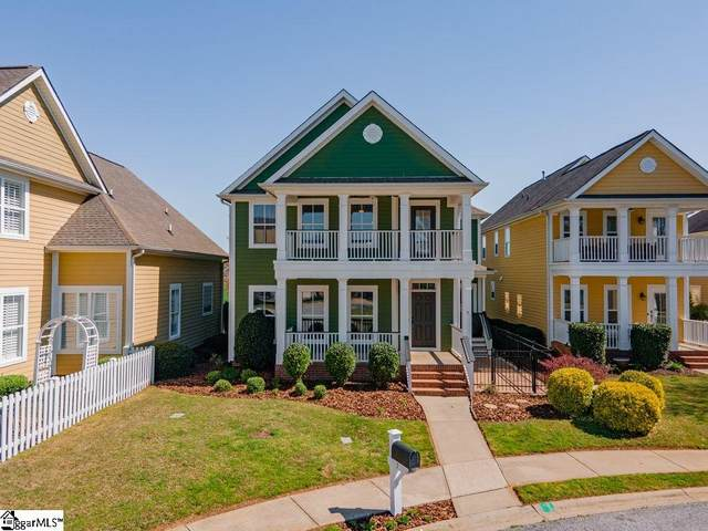 7 Valcourt Circle, Simpsonville, SC 29680 (#1441021) :: DeYoung & Company