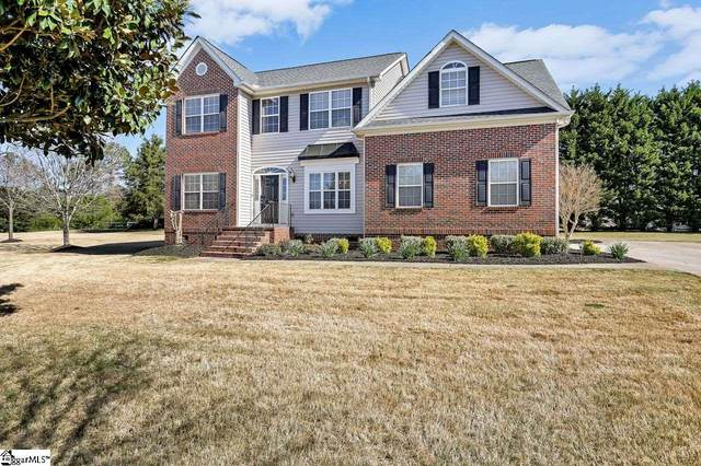 205 Andalusian Trail, Anderson, SC 29621 (#1441023) :: Modern