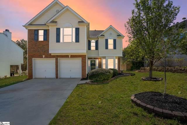 160 Bonnie Woods Drive, Greenville, SC 29605 (#1441024) :: Modern