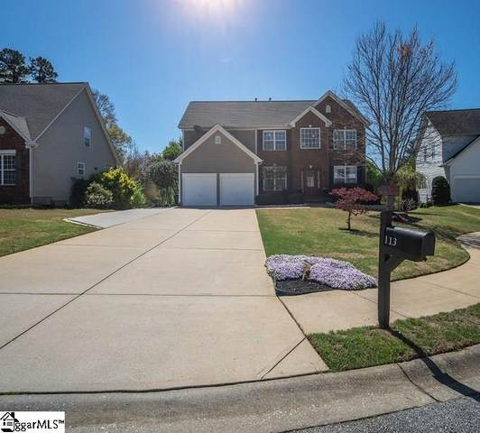 113 Saddlebrook Lane, Greenville, SC 29607 (#1441049) :: The Robby Brady Team