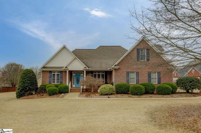 115 Coal Creek Drive, Boiling Springs, SC 29316 (#1441054) :: Dabney & Partners
