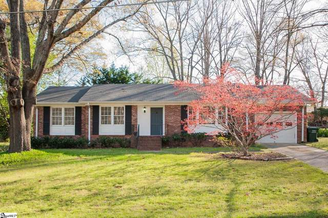 405 Brook Glenn Road, Taylors, SC 29687 (#1441065) :: The Robby Brady Team