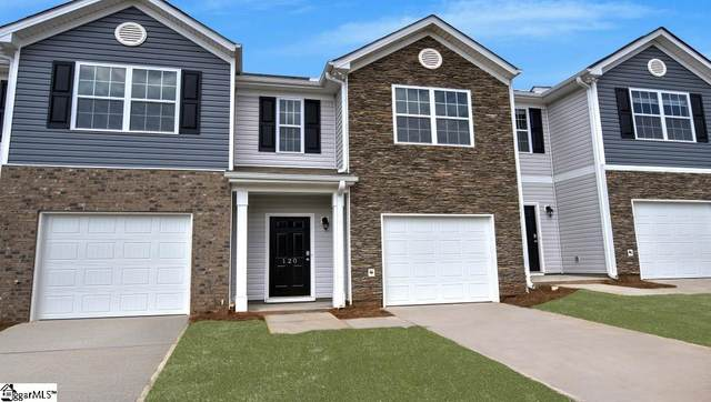 1322 Wunder Way Lot 124, Boiling Springs, SC 29316 (#1441077) :: The Robby Brady Team