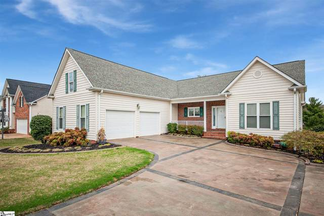 102 Sandtrap Court, Greenville, SC 29609 (#1441089) :: Modern