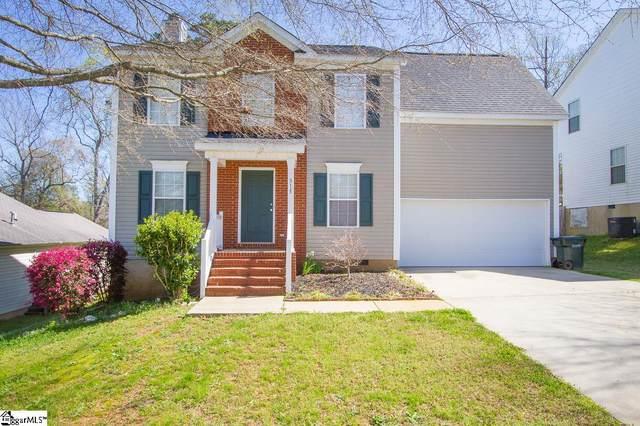315 Hampton Ridge Drive, Greer, SC 29651 (#1441118) :: Modern
