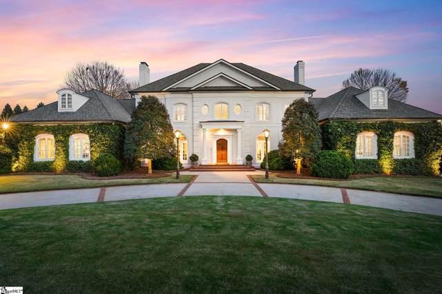 500 Hidden Hills Drive, Greenville, SC 29605 (#1441121) :: Expert Real Estate Team