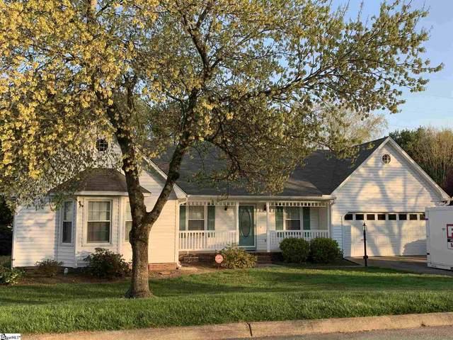 107 Videl Way, Simpsonville, SC 29681 (#1441227) :: DeYoung & Company