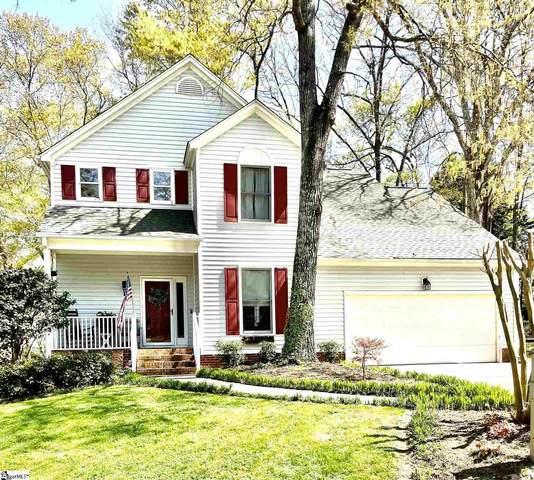 1 Elias Court, Simpsonville, SC 29680 (#1441228) :: Expert Real Estate Team