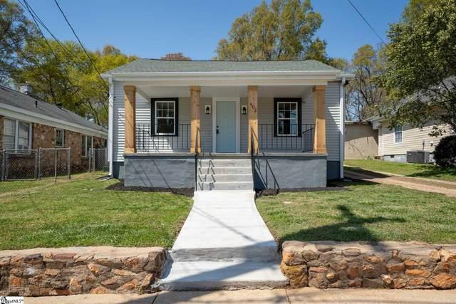 902 Green Avenue, Greenville, SC 29605 (#1441252) :: Modern