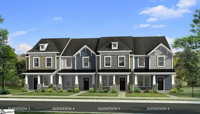 103 Shallons Drive Lot 38, Greenville, SC 29609 (#1441267) :: Hamilton & Co. of Keller Williams Greenville Upstate