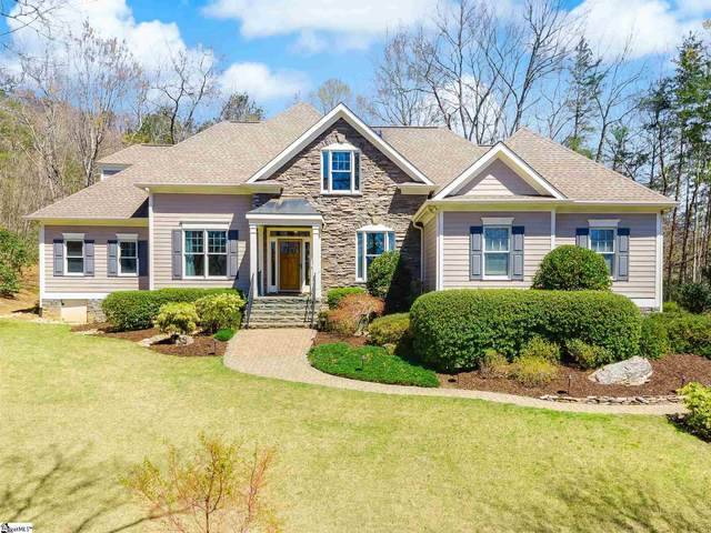 5 Glen Hollow Road, Travelers Rest, SC 29690 (#1441316) :: Modern