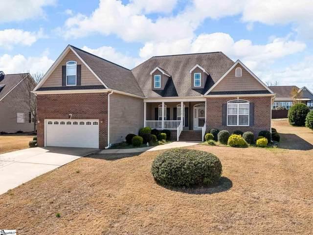 216 Josh Court, Greer, SC 29651 (#1441335) :: Green Arc Properties