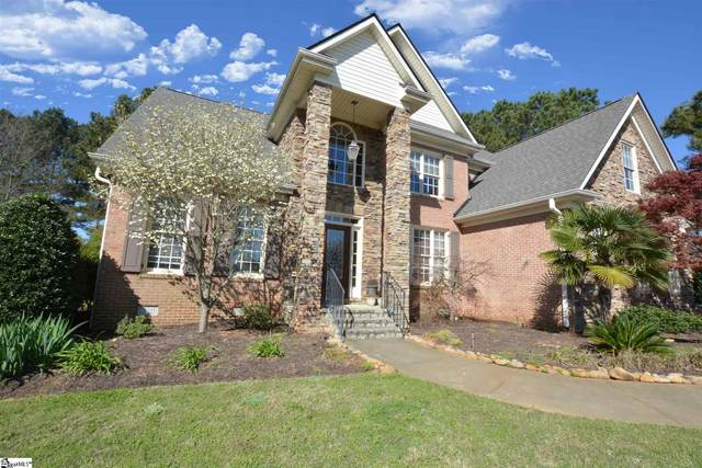901 Carriage Hill Road, Simpsonville, SC 29681 (#1441348) :: Modern