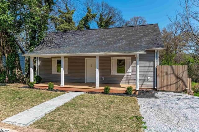 6 Badger Street, Greenville, SC 29605 (#1441395) :: Hamilton & Co. of Keller Williams Greenville Upstate