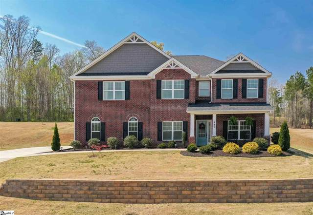 112 James Lake Way, Easley, SC 29642 (#1441401) :: Coldwell Banker Caine