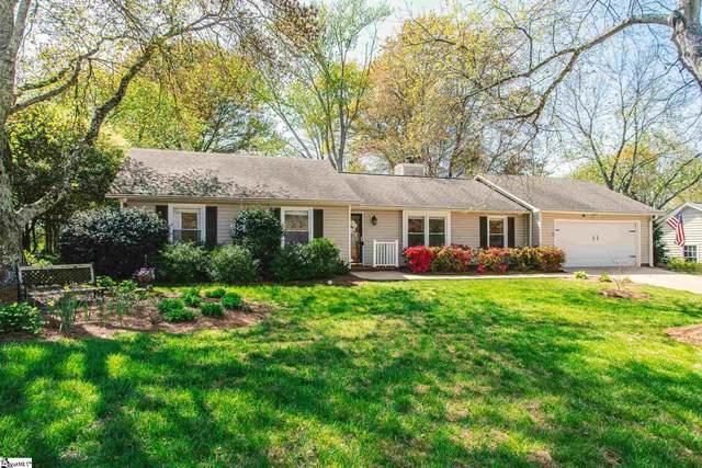 25 Fieldstone Place, Greenville, SC 29615 (#1441402) :: Dabney & Partners