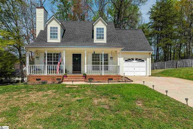 6 Lone Pine Court, Simpsonville, SC 29680 (#1441418) :: Hamilton & Co. of Keller Williams Greenville Upstate