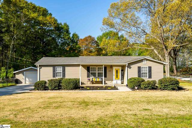 428 Mcalister Road, Williamston, SC 29697 (#1441423) :: Modern