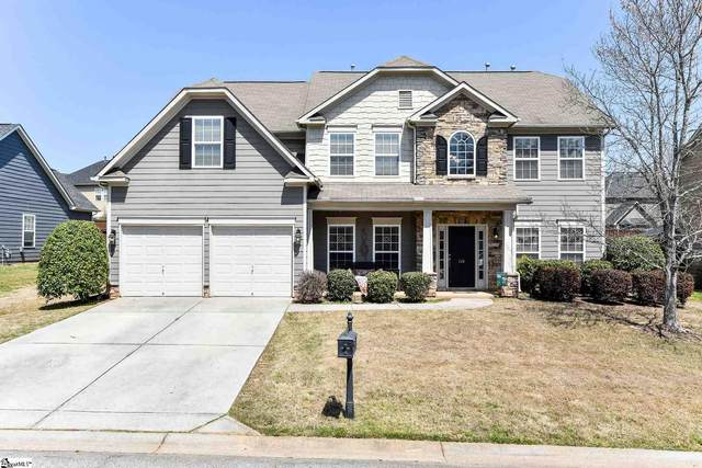 229 Strasburg Drive, Simpsonville, SC 29681 (#1441426) :: Hamilton & Co. of Keller Williams Greenville Upstate