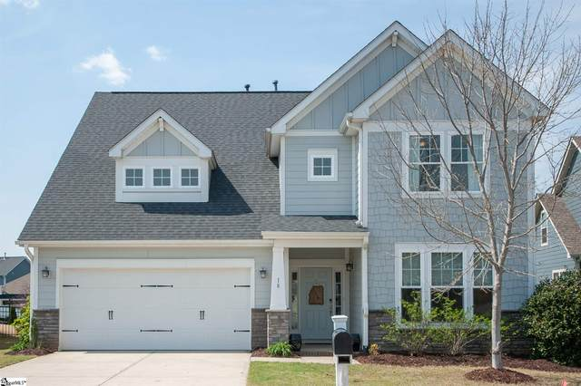 18 Cachet Court, Simpsonville, SC 29680 (#1441455) :: Hamilton & Co. of Keller Williams Greenville Upstate