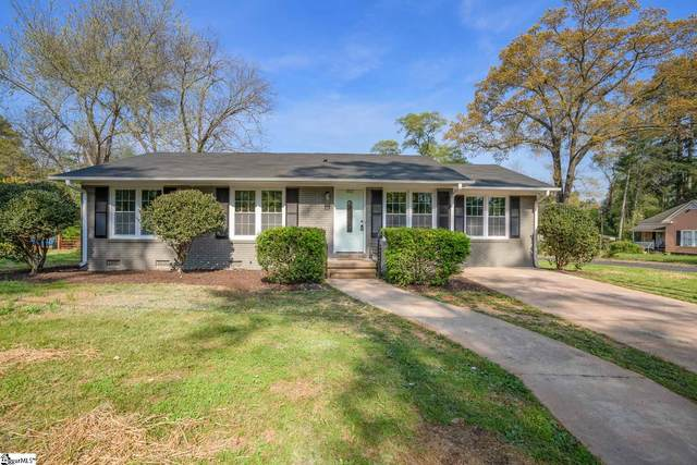 502 Creswell Avenue, Anderson, SC 29621 (#1441458) :: Hamilton & Co. of Keller Williams Greenville Upstate