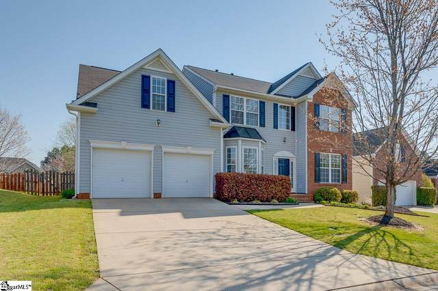 45 Ginger Gold Drive, Simpsonville, SC 29681 (#1441459) :: J. Michael Manley Team