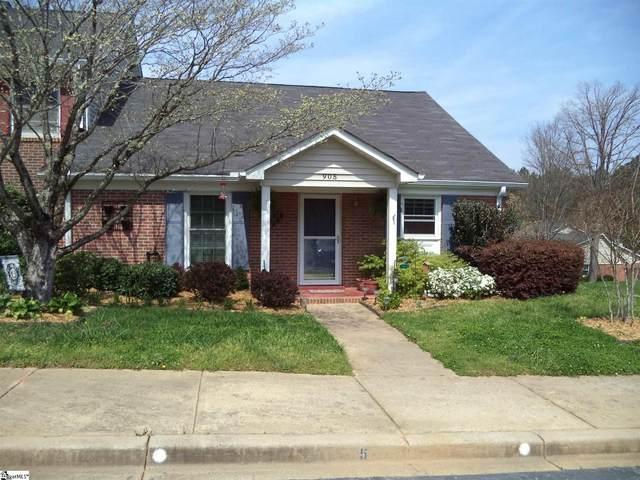 905 Wenwood Circle, Greenville, SC 29607 (#1441469) :: J. Michael Manley Team
