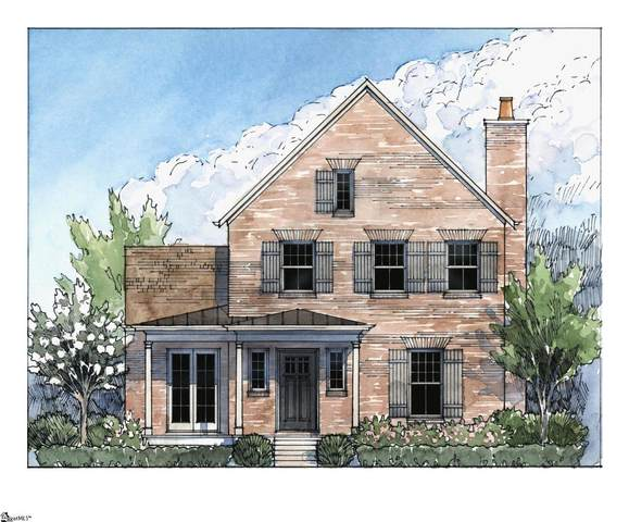106 Odell Street (Lot 50), Greenville, SC 29615 (#1441475) :: J. Michael Manley Team