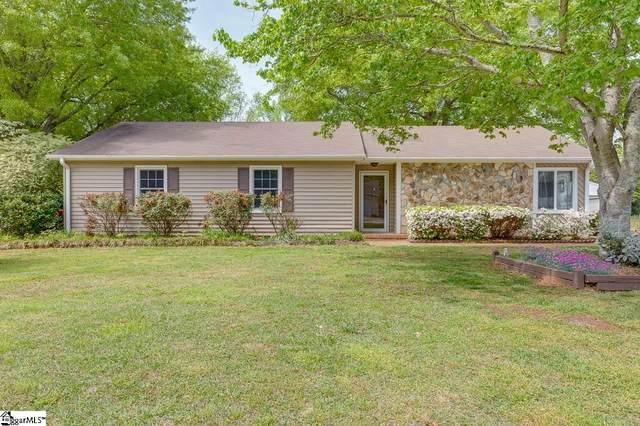 104 Dorian Drive, Simpsonville, SC 29680 (#1441488) :: DeYoung & Company