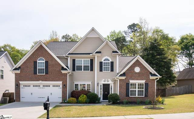 300 Leigh Creek Drive, Simpsonville, SC 29681 (#1441494) :: Hamilton & Co. of Keller Williams Greenville Upstate