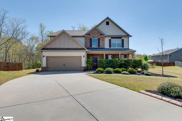 118 Hazeldeen Place, Simpsonville, SC 29680 (#1441507) :: Hamilton & Co. of Keller Williams Greenville Upstate