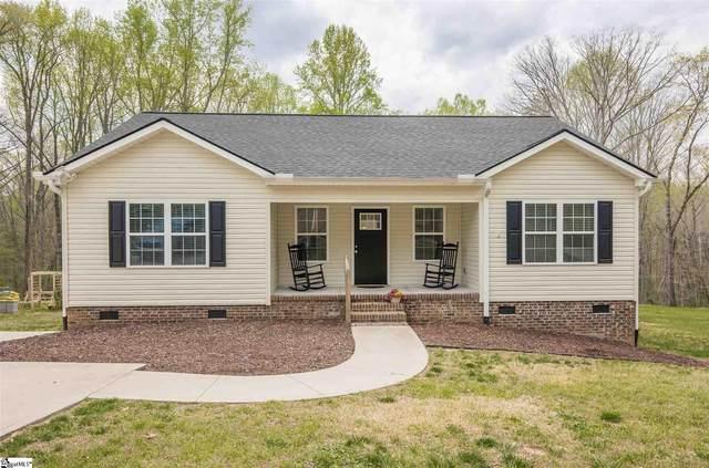 1384 Camp Creek Road, Taylors, SC 29687 (#1441518) :: Hamilton & Co. of Keller Williams Greenville Upstate